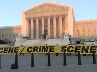 united states supreme court crime scene