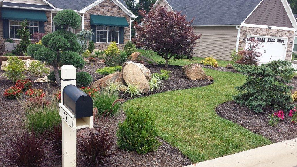 landscape design & build lawn-order
