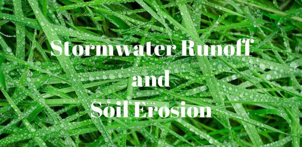 stormwater runoff and soil erosion