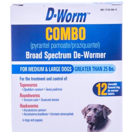 D-Worm (Farnam) - D-Worm: Farnam Pet Products