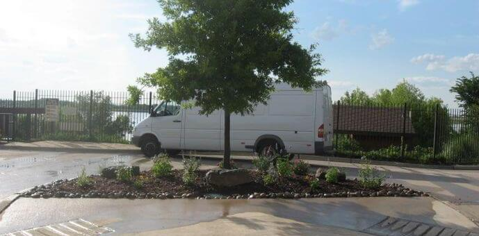 landscaping design front yard