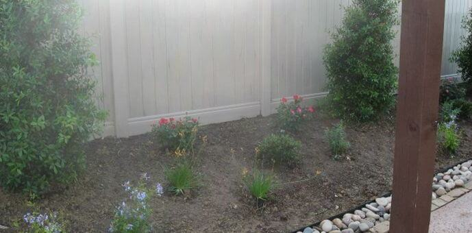 flowers and fences design texas