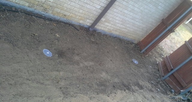 French Drain Residential 5