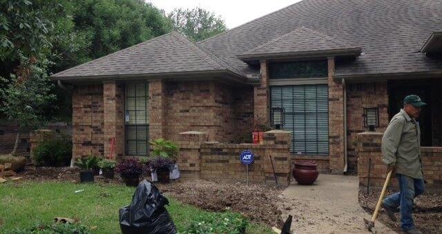 lawn and landcare portfolio texas