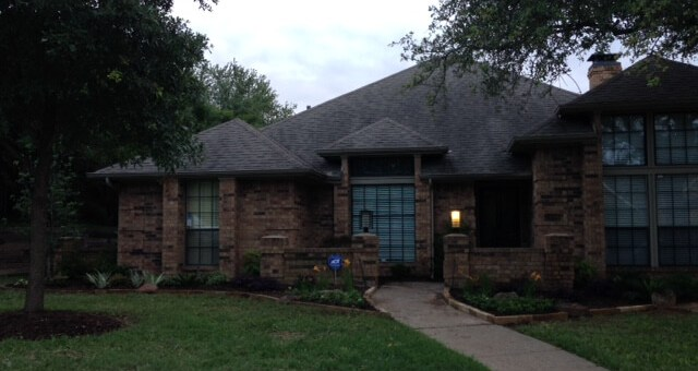 landscaping examples in carrollton texas
