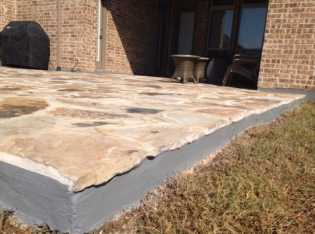 texas hardscape and masonry examples