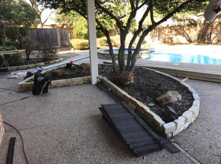 Plano Texas Pool Design