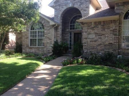 landscaping company Frisco TX