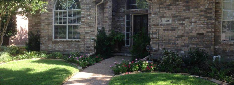 landscaping company Frisco TX