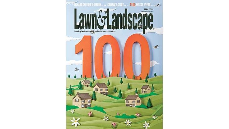 2019 top 100 lawn & landscape companies
