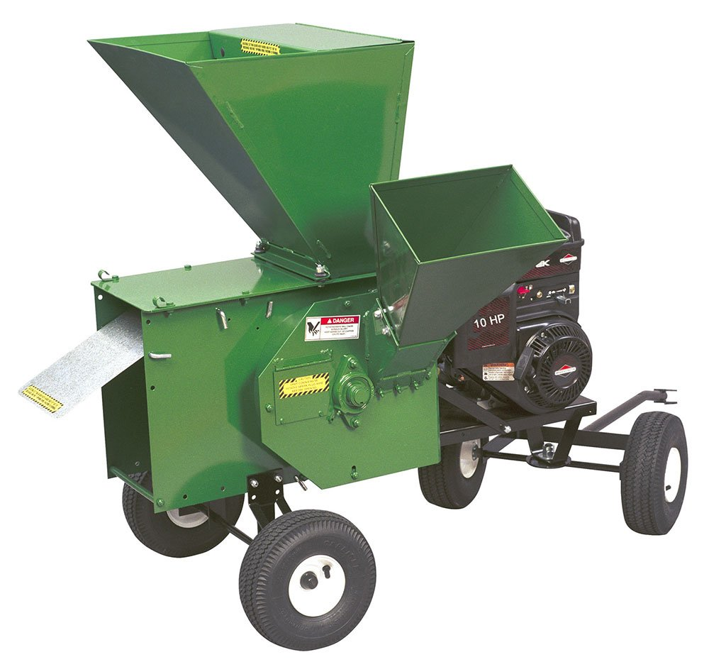 Home Chippers And Shredders