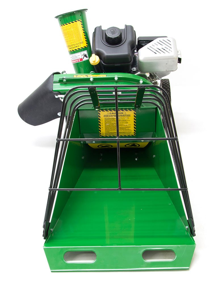 Electric Leaf Shredder Chipper