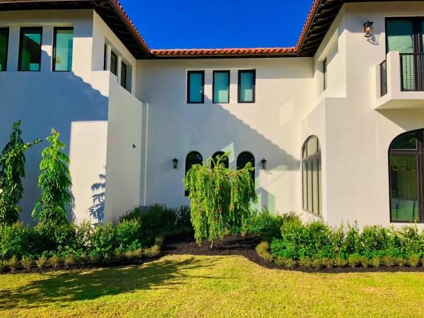 landscaper residential