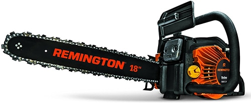 Remington RM5118R Rodeo 51cc 2cycle Gas Chainsaw