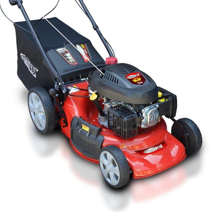 Frisky Fox Plus 20 Lawn Mower Review