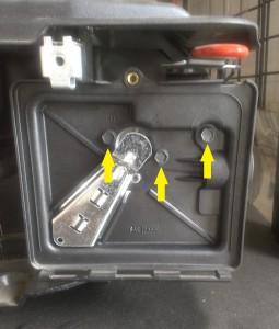 removing-air-filter-base