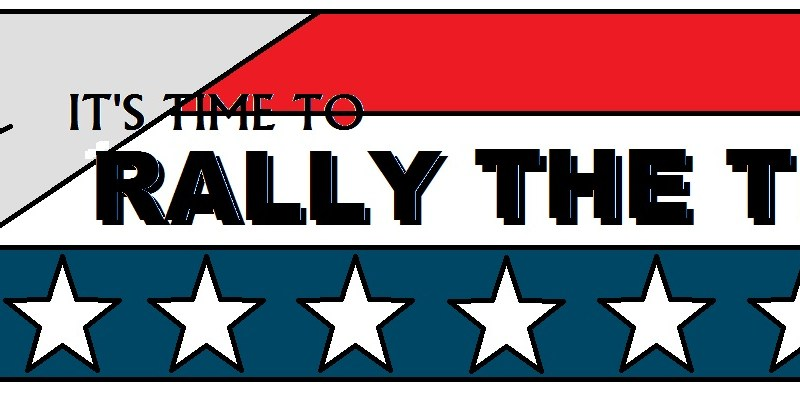 Rally the Troops Banner