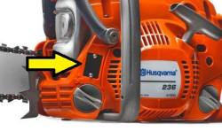 Husqvarna Chainsaw Model Number Location