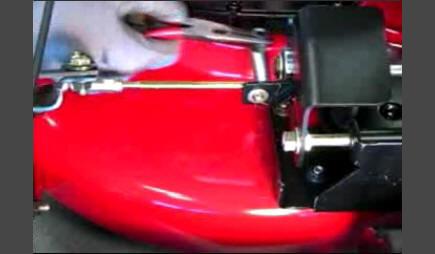 Snapper Drive Disc Adjustment