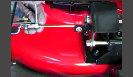 Snapper Drive Disc Jam Nut