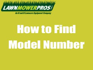 How to Find Model Number Banner