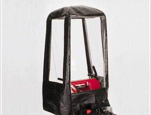 MTD Snowblower Cab