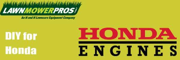 DIY for Honda Engines