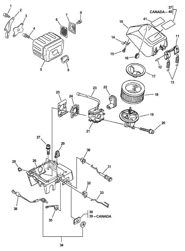 Honda Small Engine Carburetor Diagram Likewise Honda Gx240