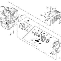 Echo Leaf Blower Parts Diagram 2001 Chevy Tahoe Ignition Wiring Srm-225 Trimmer Sn S04011001001-s04011999999