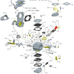 Zama Carburetor Parts Diagram Er For Employee Database C1m W26 Sn All Save