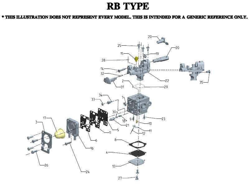 zama carburetor parts diagram stiff water rb k70a sn all save