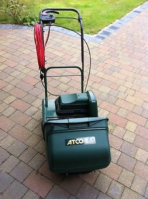 Atco qualcast Windsor 12s Electric Self Propelled
