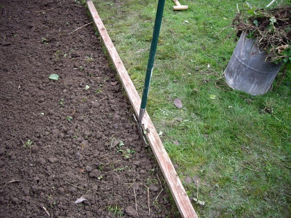 Aerating Lawn And Edging Over Winter Season Lawns