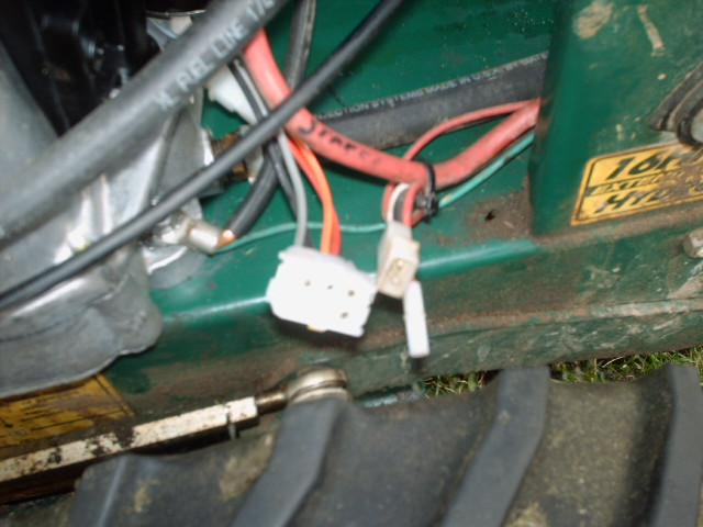 2wire Alternator Diagram Wiring Problems For 18hp Intek Briggs And Stratton Lawnsite