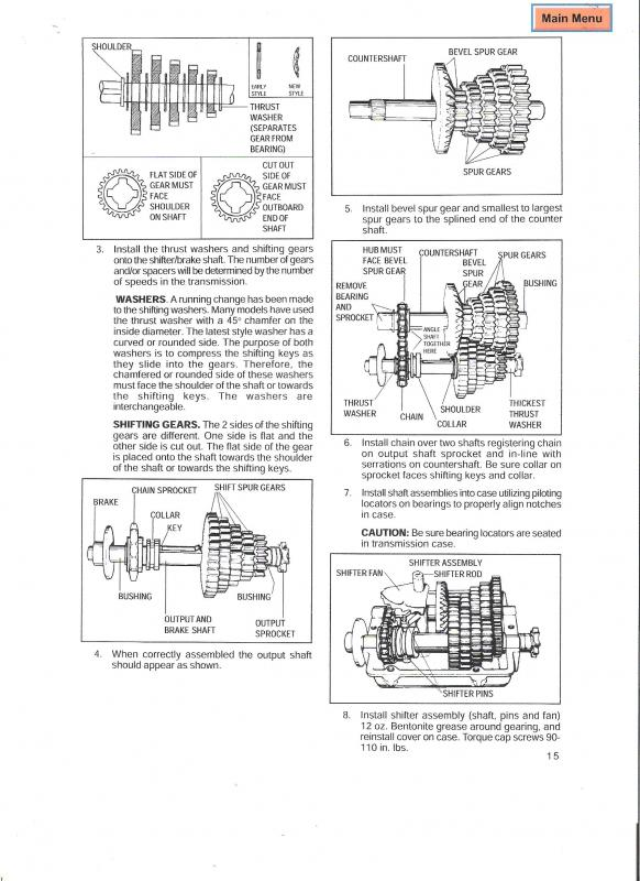 Cut Out Of Manual Transmission Parts Diagram : 44 Wiring
