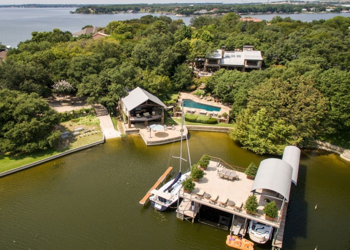 extravagant backyards