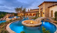 extravagant backyards