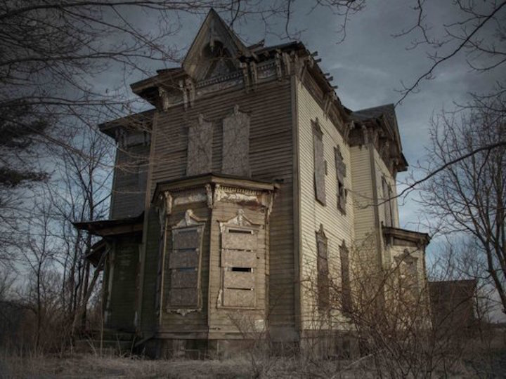 Youngstown haunted