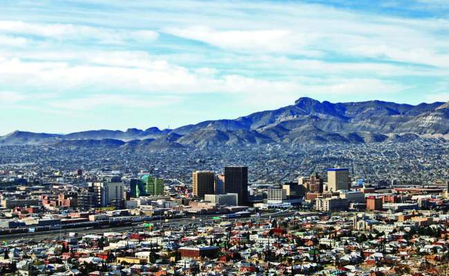 Where Are The New Residents Of El Paso Tx Moving From