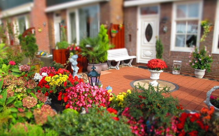 15 Landscaping Ideas For Your Front Yard Lawnstarter