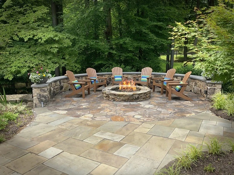 8 ways to use flagstone in your