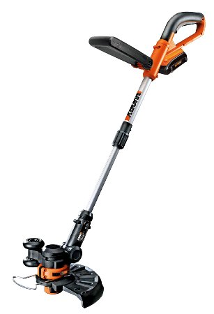 WORX WG156 Li-Ion Cordless Grass Trimmer/Edger Review