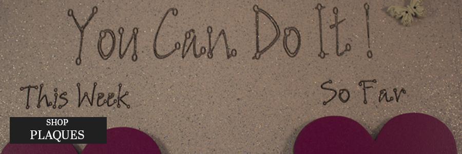 Motivational Plaque