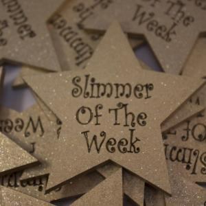 large star shape magnetic slimmer of the week