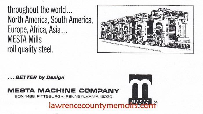 Mesta Machine Company
