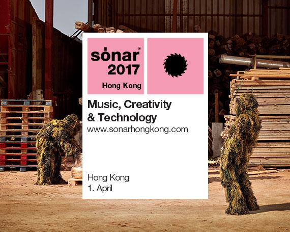 Sónar – Hong Kong