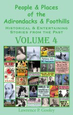 People & Places of the Adirondacks, Volume 4-Front Cover