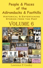 People & Places of the Adirondacks, Volume 6-Front Cover