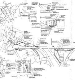yamaha r5 r5 wiring diagramsr5c wiring harness diagram 2 [ 1500 x 1112 Pixel ]