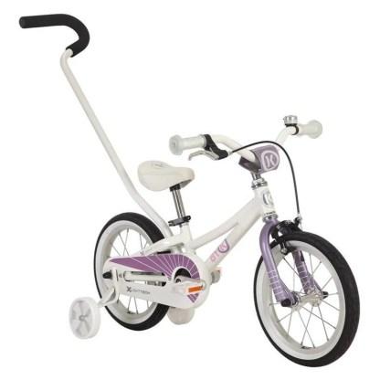 ByK E-250 Lilac Haze Bike Front